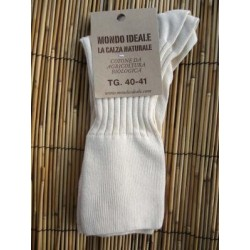 COTTON HEALTH SOCKS IDEAL FOR BLOOD CIRCULATION PROBLEMS. SHORT.